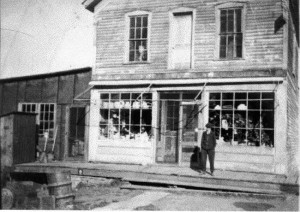 Daleyville Iverson Store 1914