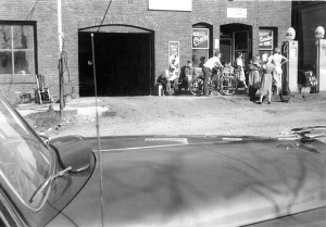 Daleyville Garage 1950s