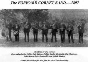 Forward Cornet Band 1897