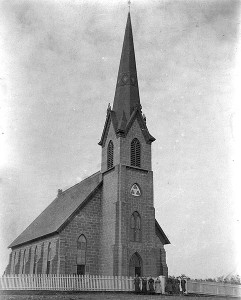 Perry Lutheran Church 1900