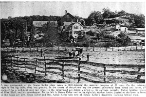 Simon Keller Farm 1883