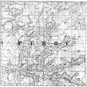 1862 Plat Map