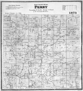 1873 Plat Map
