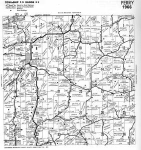 1966 Plat Map