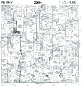 2004 Plat Map